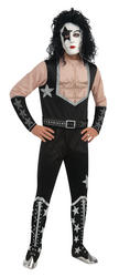 Kiss Starchild Costume