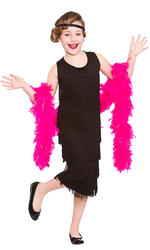 Charleston Flapper Girls Costume