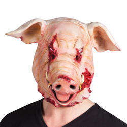 Bloody Pig Horror Mask