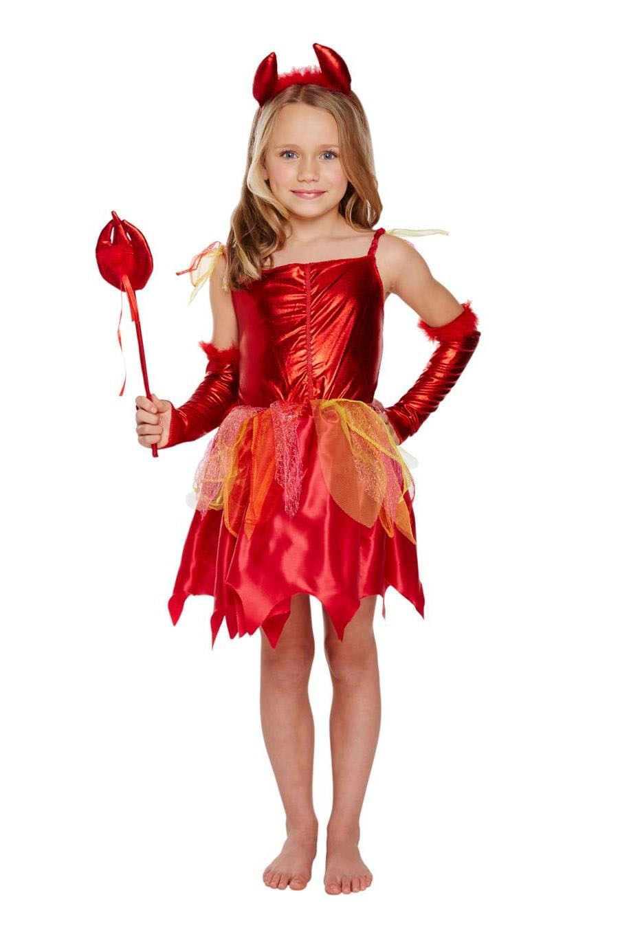 Consider, that Kids devil halloween costumes