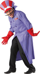 Whacky Races Dick Dastardly Costume