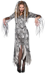 Graveyard Zombie Ladies Costume