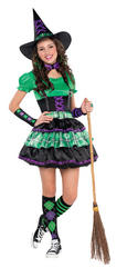 Wicked Cool Witch Kids Costume