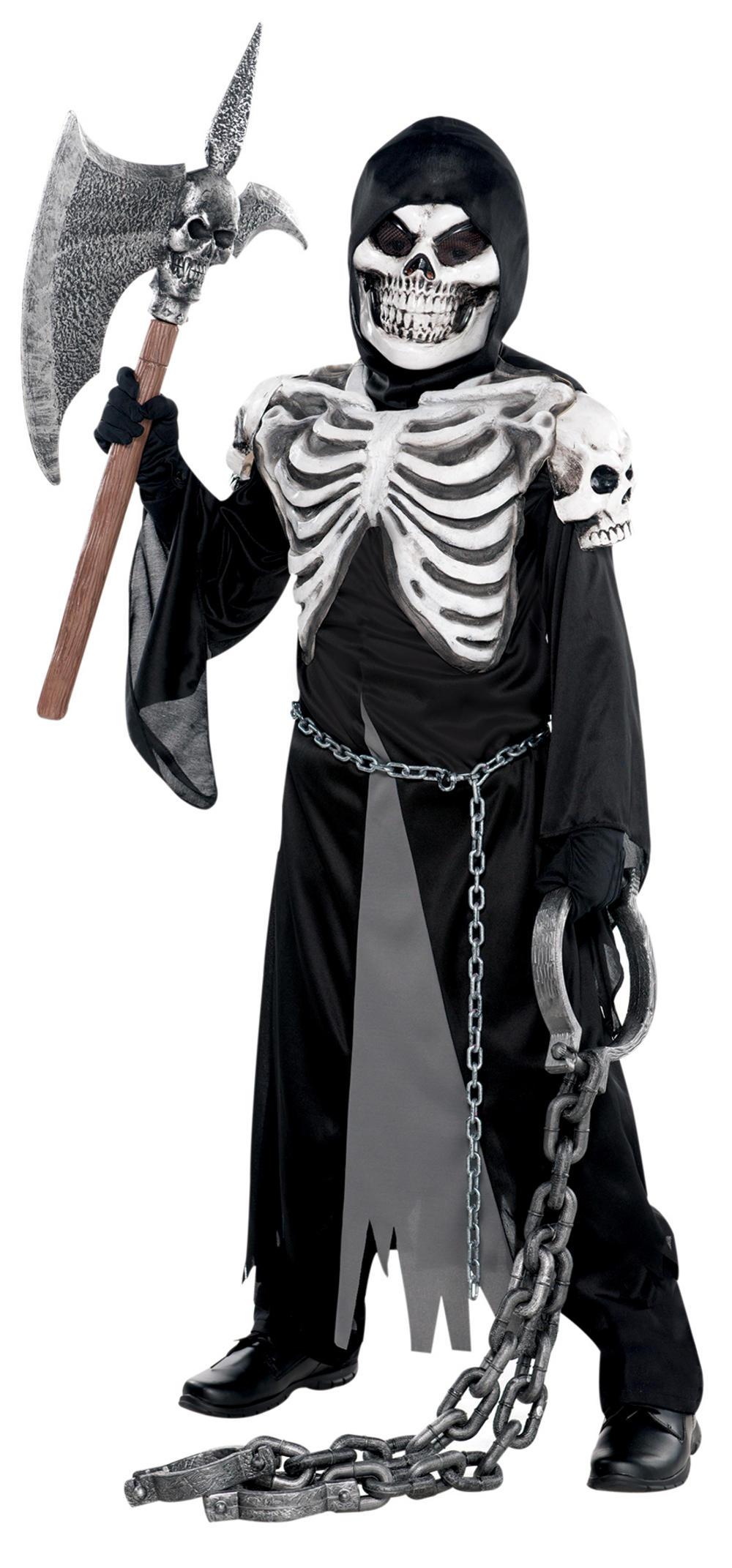 crypt keeper kids costume all halloween mega fancy dress. Black Bedroom Furniture Sets. Home Design Ideas