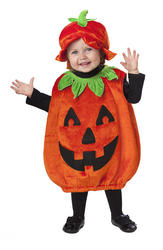 Pumpkin Patch Toddler Costume
