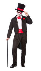 Day of the Dead Senor Adults Costume