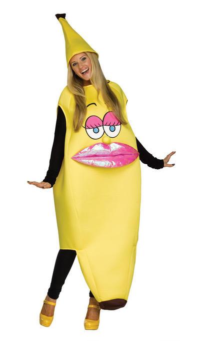Ms Banana Costume