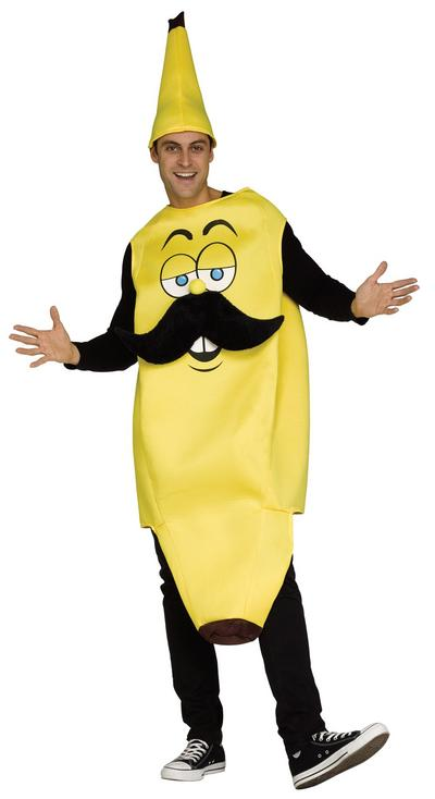Mr Banana Costume