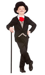 Victorian Gentleman Boys Costume