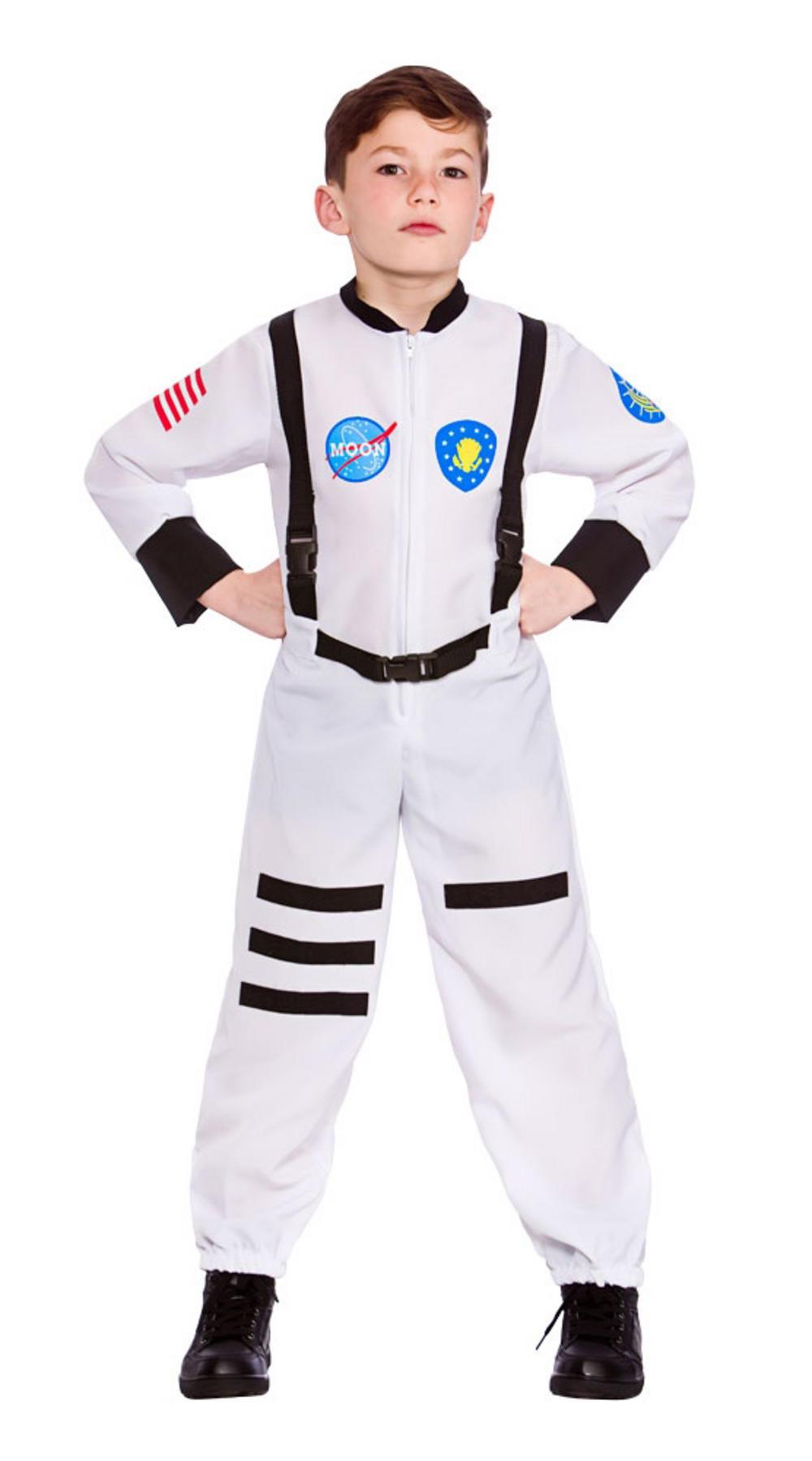 Moon Mission Astronaut Costume