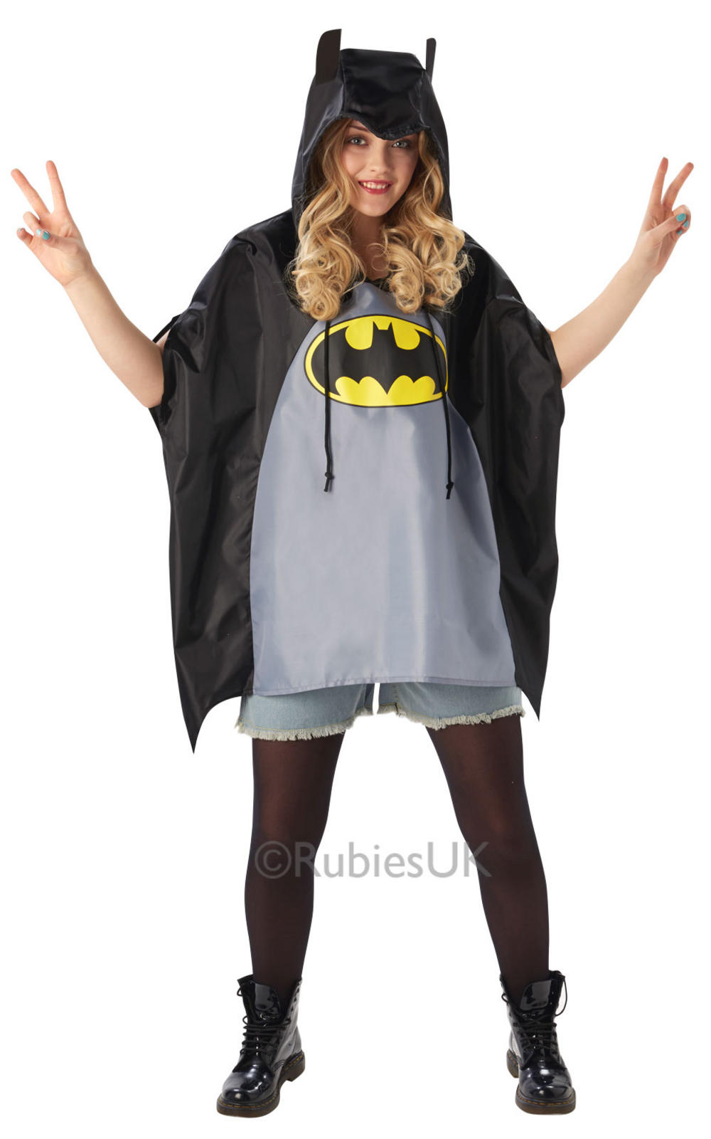 Batman Festival Poncho