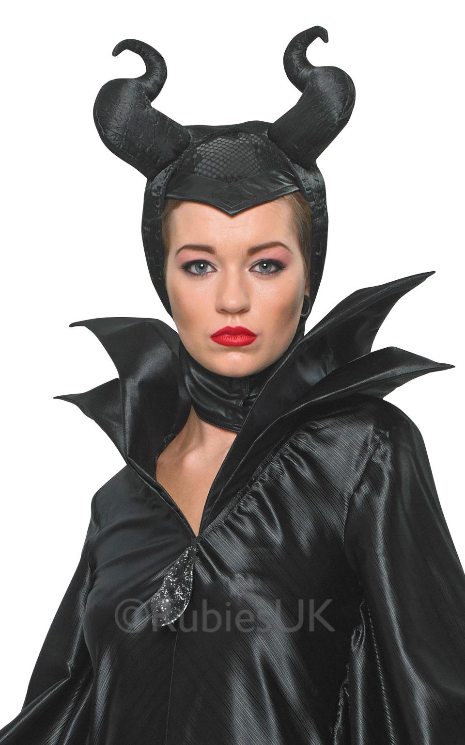 Maleficent Costume Headpiece Accessory