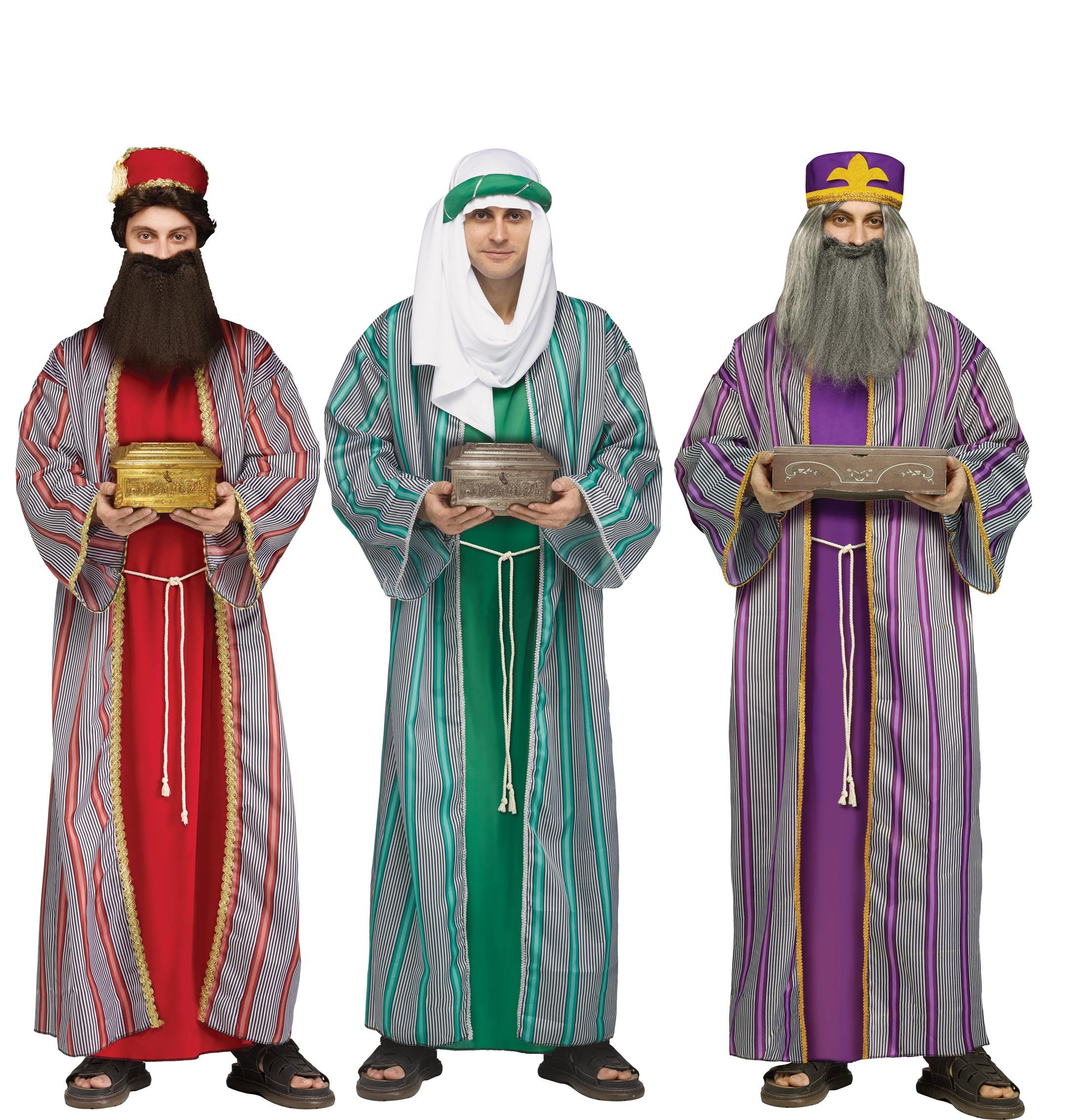 Wise Men Costumes