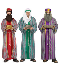 Wise Men Costumes