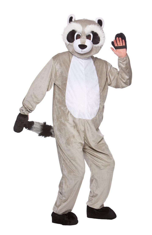 Racoon Mascot Costume