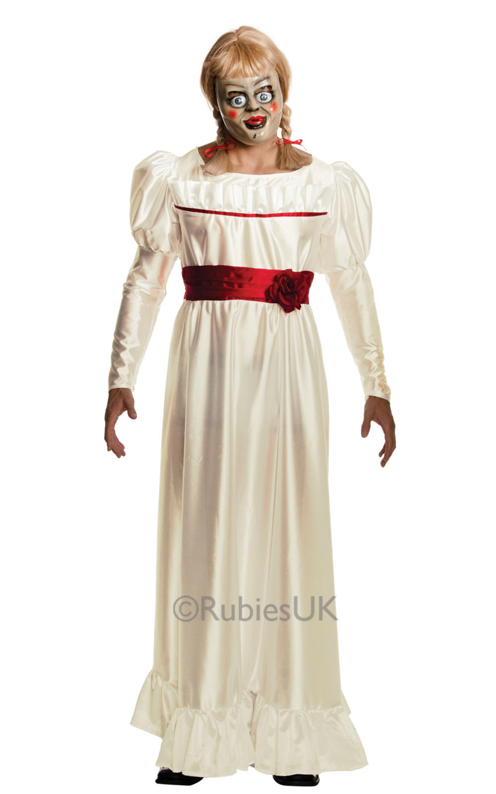 Annabelle The Conjuring Adults Fancy Dress