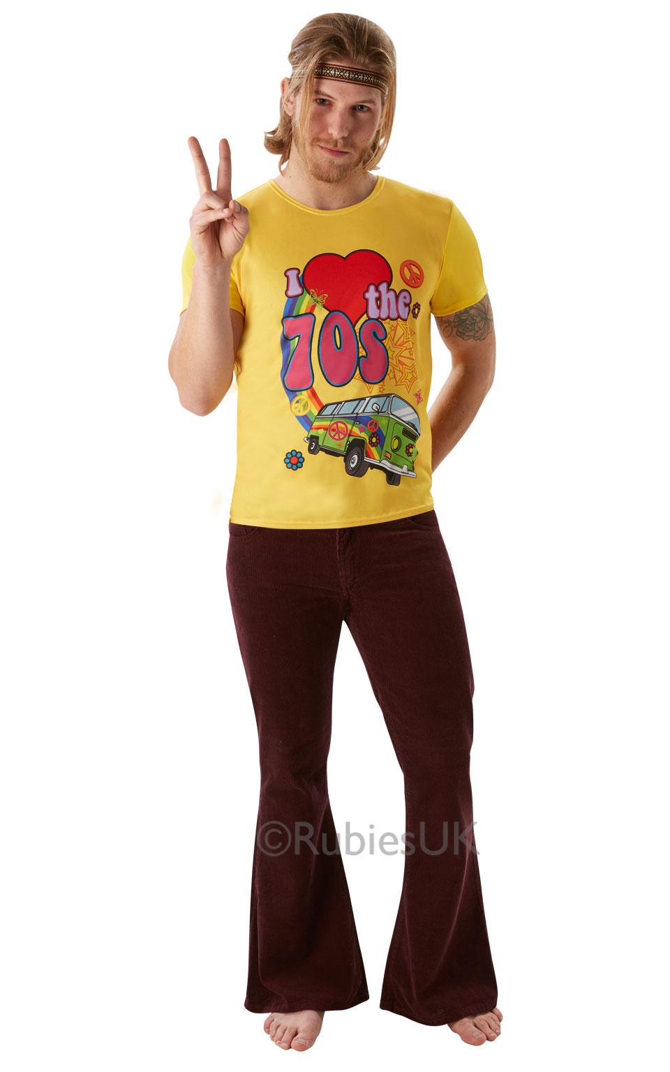 70 Best Dana Linn Bailey Images On Pinterest: I Love The 70s T-Shirt Costume