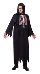 Skeleton Grim Reaper Costume