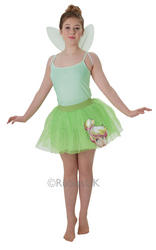 Tinkerbell Tutu and Wing Costume Accessories