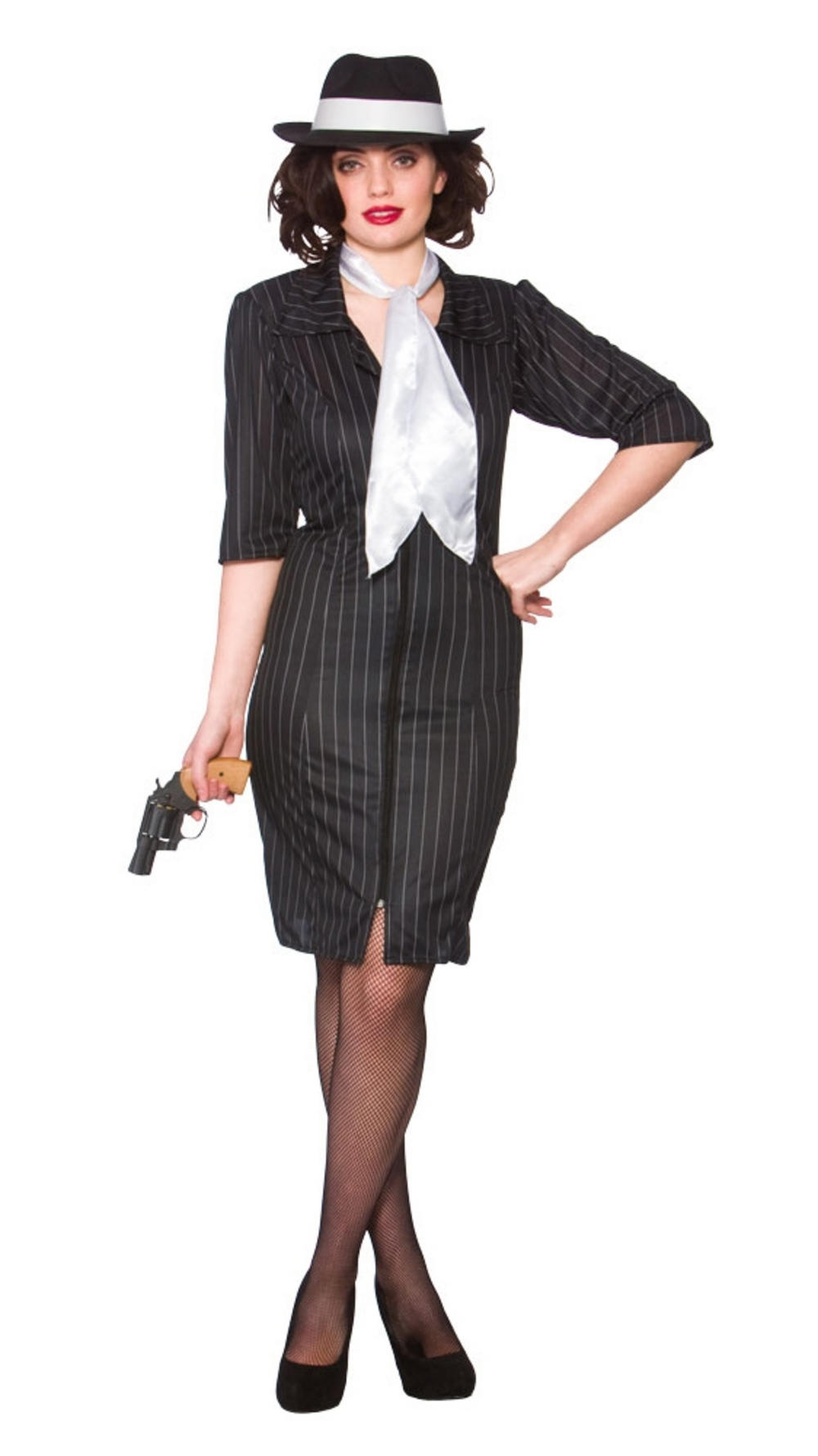 Gangster Gal Costume