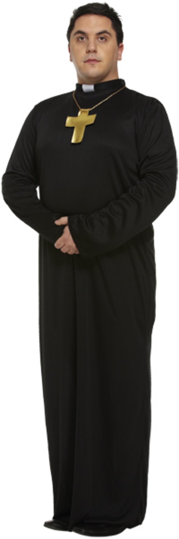 Mens Vicar Costume