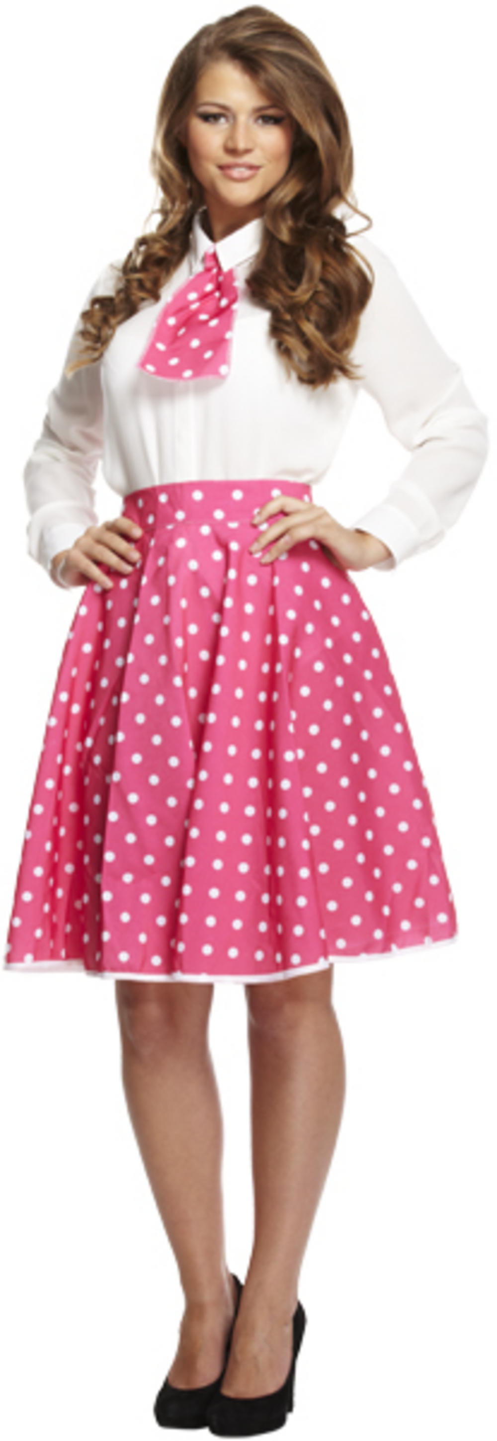 50s Polka Dot Set Costume
