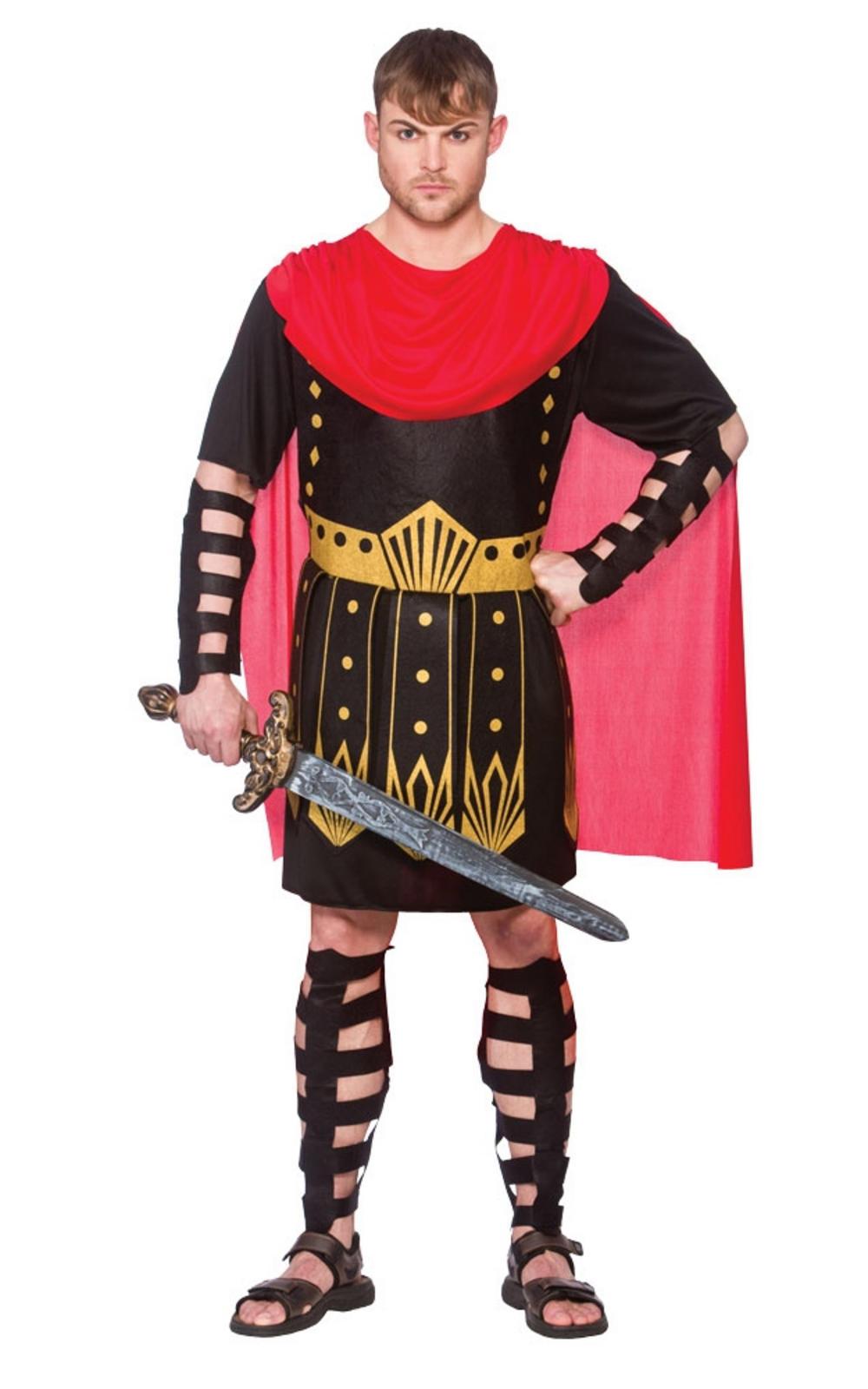 Roman Warrior Mens Costume