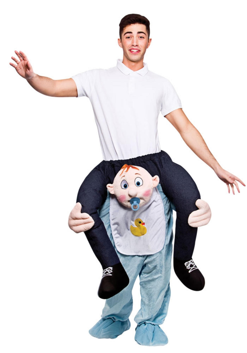 Carry Me Baby Costume