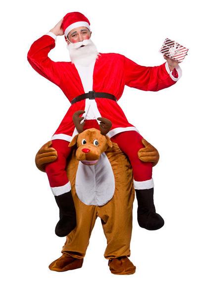 Carry Me Reindeer Costume