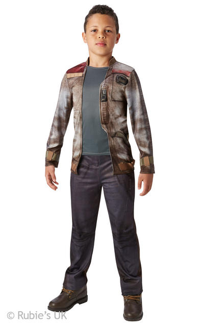 Deluxe Finn Boys The Force Awakens Star Wars Costume