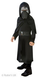 Kylo Ren Classic Boys The Force Awakens Star Wars Costume