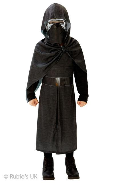 Deluxe Kylo Ren Boys The Force Awakens Star Wars Costume