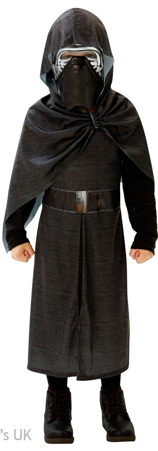 Deluxe Kylo Ren Teens The Force Awakens Star Wars Costume -5450