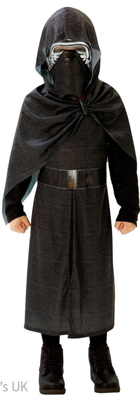 Deluxe Kylo Ren Teens The Force Awakens Star Wars Costume