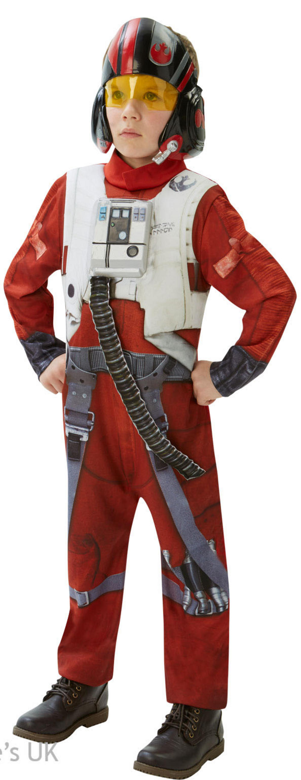 Deluxe X-Wing Fighter Teens The Force Awakens Star Wars Costume
