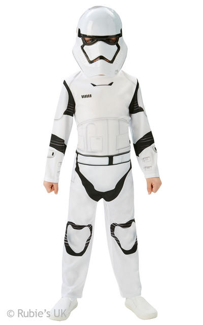 Stormtrooper Boys The Force Awakens Star Wars Costume