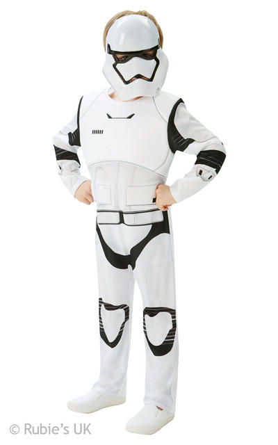 Deluxe Stormtrooper Teens The Force Awakens Star Wars Costume