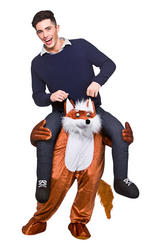 Carry Me Fantastic Fox Costume