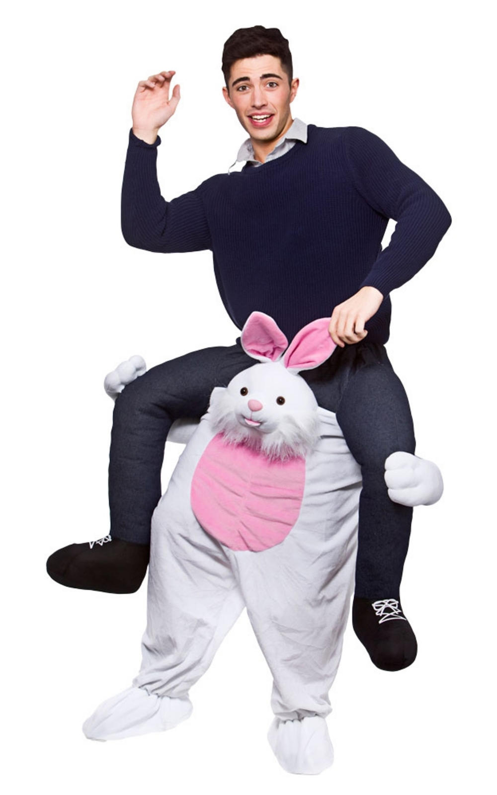 Carry Me Easter Bunny Rabbit Costume