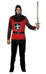 Sir Dagonet Knight Costume