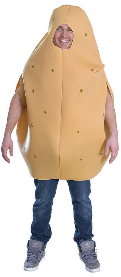 Potato Adults Costume