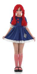 Rag Doll Girls Fancy Dress