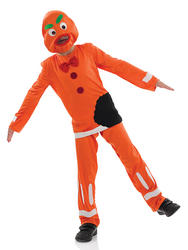 Boys Ginger Bread Man Costume