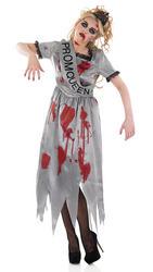 Prom Queen Zombie Costume