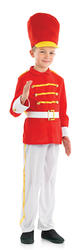 Tin Soldier Boys Costume