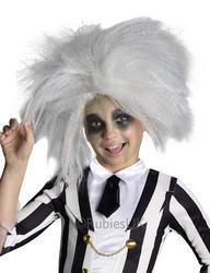 Beetlejuice Girls Costume Wig
