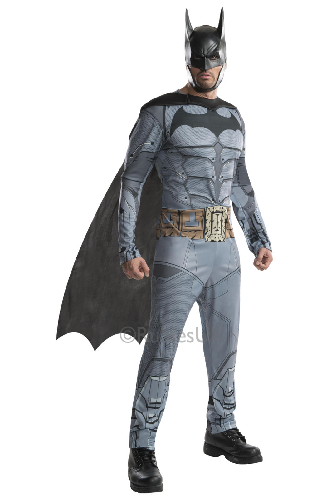 Arkham City Batman Costume