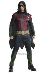 Arkham City Robin Mens Costume