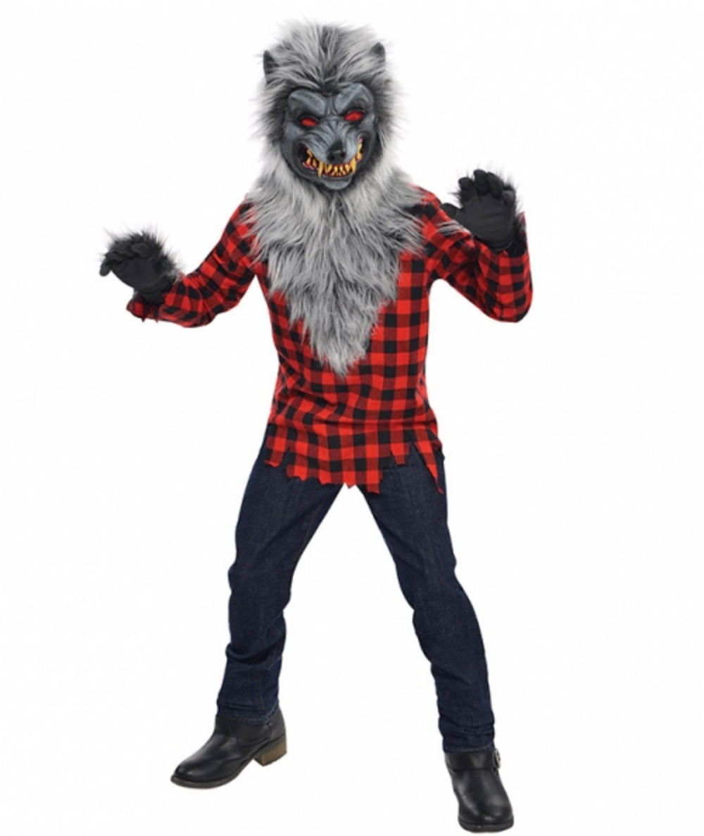 Halloween Costumes For Kids Werewolf