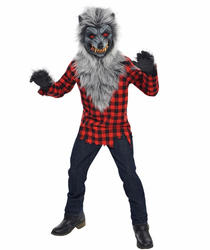 Hungry Howler Werewolf Boys Costume